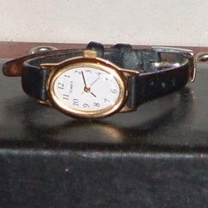 Timex Black Band Quartz Watch